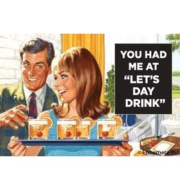 Ephemera Magnet-Day Drink