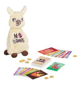 wild and wolf No llama Card Game