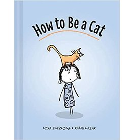 Raincoast Books Book- How To Be A Cat