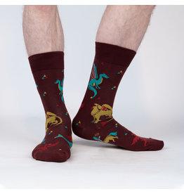 Sock it to me Men's Crew - Beasts of Yore