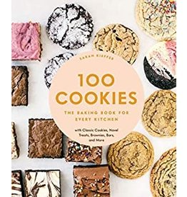 Raincoast Books 100 Cookies