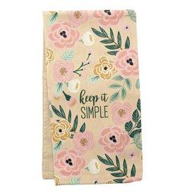 Karma Tea Towels Floral