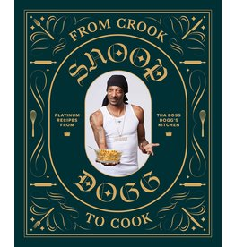Raincoast Books Book- From Crook To Cook