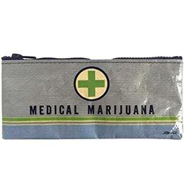 Blue Q Pencil Case- Medical Marijuana
