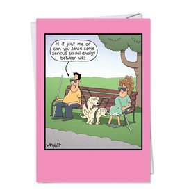 Noble Works Sexual Energy Valentine Day Card
