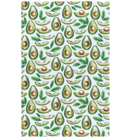 Danica Imports Tea Towel-Avocados