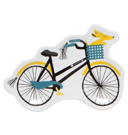 Danica Imports Trinket Tray-Bicicletta