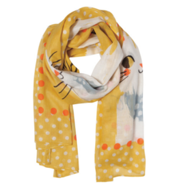 Danica Imports Scarf-Meow Meow
