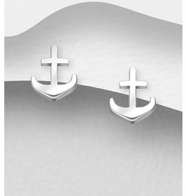 Sterling Studs-Sterling Anchors