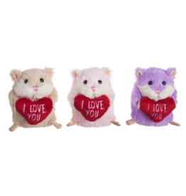 Ganz Hamster with Heart