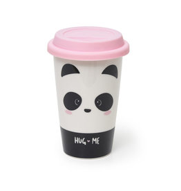 Legami Legami Double Layer Panda Mug