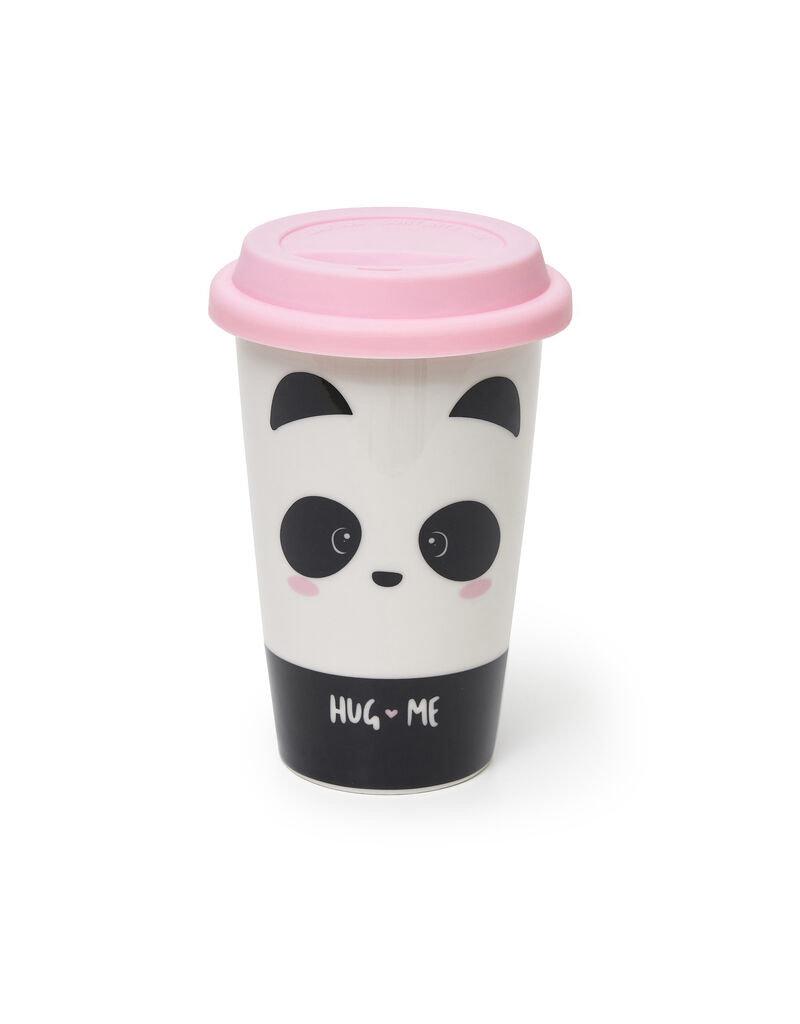 Legami Legami Double Layer Panda Mug