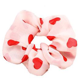 E&S Accessories Heart Scrunchie (More colours)