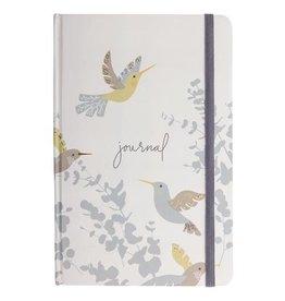 Karma Hardbound Journal - Hummingbird
