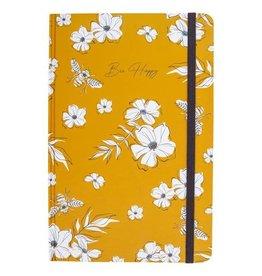 Karma Hardbound Journal - Bee