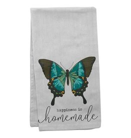 Karma Tea Towels Butterfly