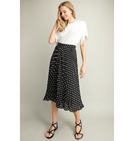 Cloudwalk Tatyana Polka Dot Skirt