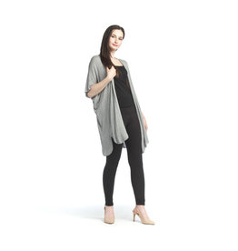 Papillon Ashlee- Open Coverup in Grey