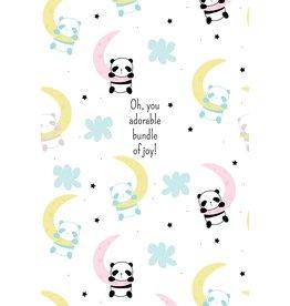 Adorable Bundle Of Joy/ Baby Girl Card