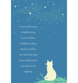 In One Of The Stars Pet Sympathy
