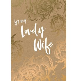 Lovely Wife Birthday Card