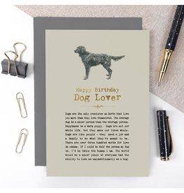 Coulson Macleod Ltd. Happy Birthday Dog Lover