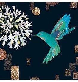 Hummingbird Blank Card