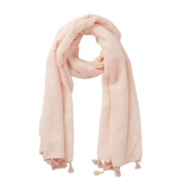 Tickled Pink Baby Pink Scarf