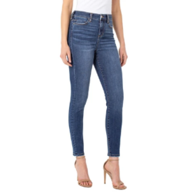 Liverpool Abby High-Rise Ankle Skinny in Sonora