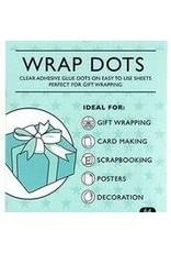 Love Vivid Wrapping-Sticky Dots/64 ppk.