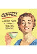 Design Design Napkin-Coffee a Lovely