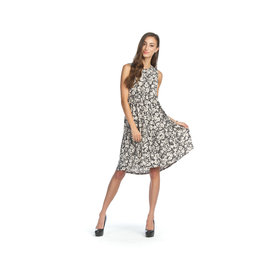 Papillon Elise Floral Tier Dress