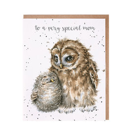 WRENDALE Card- Owl Always Love You (Mom)