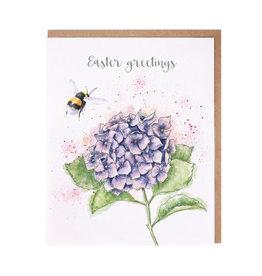 WRENDALE Card- Hap-Bee Easter