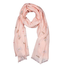 WRENDALE Scarf-Mouse & Daisy