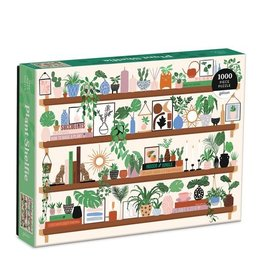 Galison Puzzle- Plant Shelfie