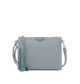 Pixie Mood Michelle Clutch Mineral Blue