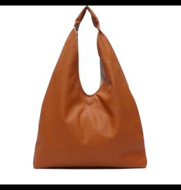 Cecilia 2-in-1 Reversible Hobo Chili/Beige  - Plus Extra Crossbody Bag