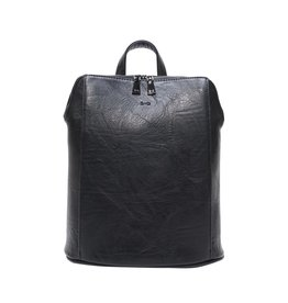 Melody Convertible Backpack - Black