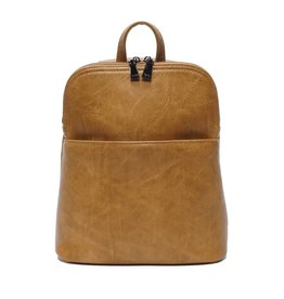 Maggie Convertible Backpack - Tan