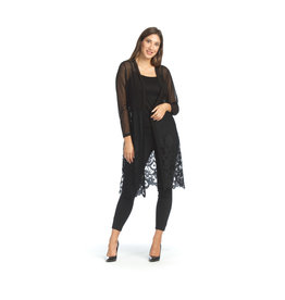 Papillon Lana - Mesh Stretch Lace Cardigan