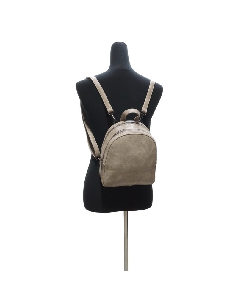 Bonnie Convertible Backpack (Small)- Sweet Lilac