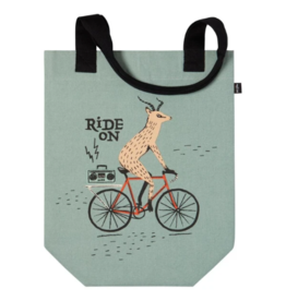 Danica Imports Tote- Wild Riders