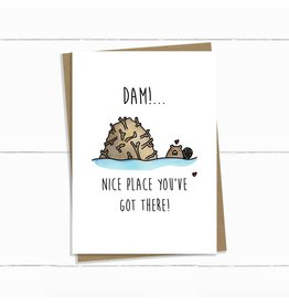 Baun Bon Dam.... New Home Card