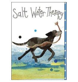 Alex Clark Card- Salt Water Therapy