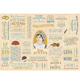The Unemployed Philosophers Guild Puzzle - Jane Austen