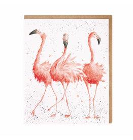 WRENDALE Card-Pink Ladies