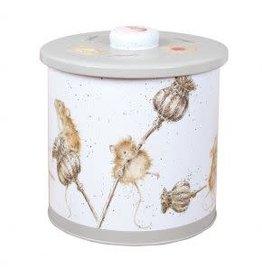 WRENDALE Biscuit Barrel-Woodland Mice