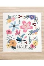 Hale Living Co. Eco Friendly Sponge Cloths - Floral Medley
