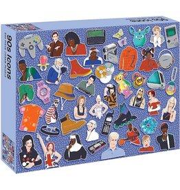 Penguin/Random House 90's Icons Jigsaw Puzzle